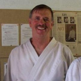 Dwight Petersen Sensei