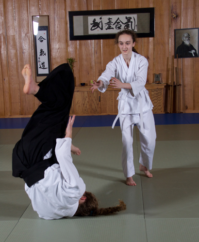 Comparing Aikido and Other Martial Arts – Aikido in